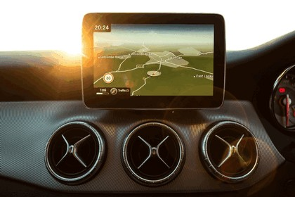2015 Mercedes-Benz CLA 200 CDI Shooting Brake - UK version 27
