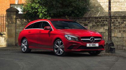 2015 Mercedes-Benz CLA 200 CDI Shooting Brake - UK version 4