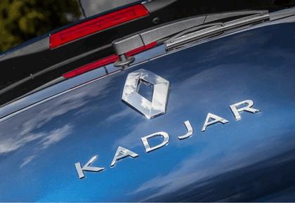 2015 Renault Kadjar dCi 110 - UK version 56