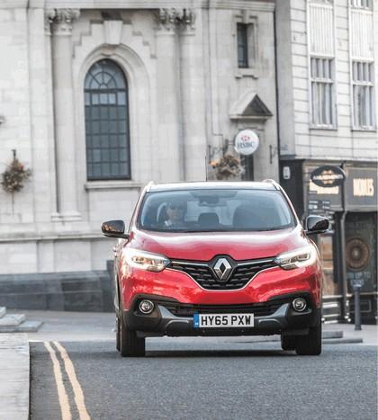 2015 Renault Kadjar dCi 130 - UK version 7
