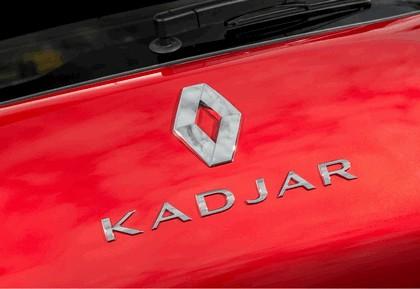 2015 Renault Kadjar dCi 130 - UK version 80