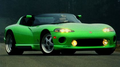 1993 Dodge Viper Veleno by Rinspeed 6