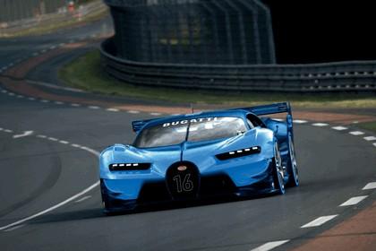 2015 Bugatti Vision Gran Turismo 2