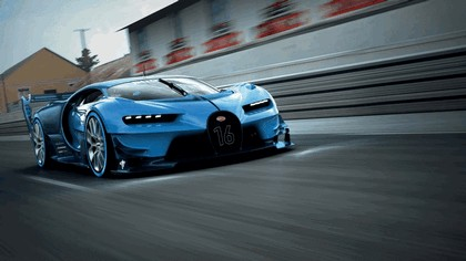 2015 Bugatti Vision Gran Turismo 3