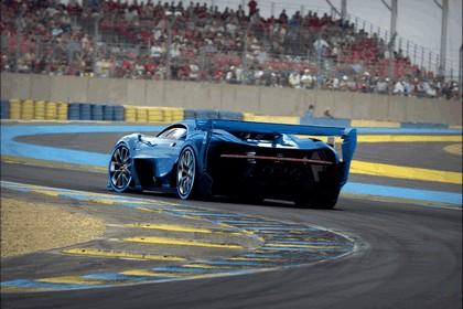 2015 Bugatti Vision Gran Turismo 10