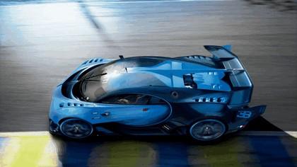 2015 Bugatti Vision Gran Turismo 11