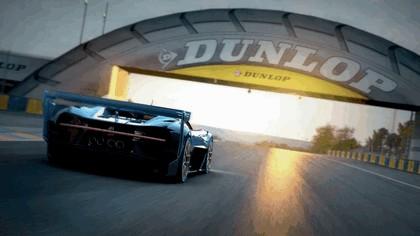 2015 Bugatti Vision Gran Turismo 12