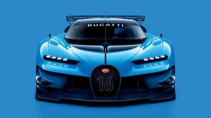 2015 Bugatti Vision Gran Turismo 14