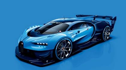 2015 Bugatti Vision Gran Turismo 15