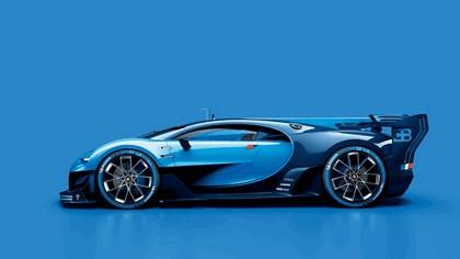 2015 Bugatti Vision Gran Turismo 16