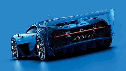 2015 Bugatti Vision Gran Turismo 17