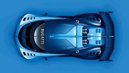 2015 Bugatti Vision Gran Turismo 18