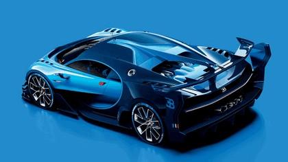 2015 Bugatti Vision Gran Turismo 20