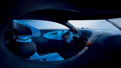2015 Bugatti Vision Gran Turismo 21