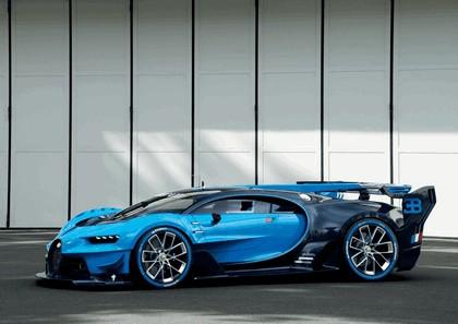 2015 Bugatti Vision Gran Turismo 24
