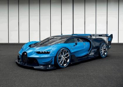 2015 Bugatti Vision Gran Turismo 25