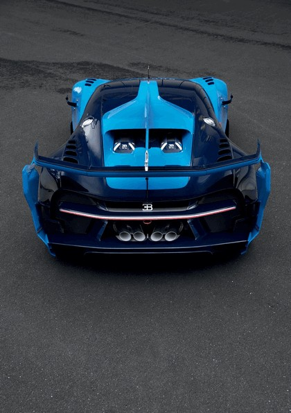 2015 Bugatti Vision Gran Turismo 30