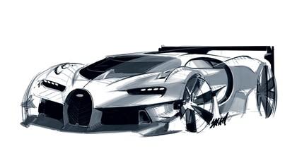 2015 Bugatti Vision Gran Turismo 47
