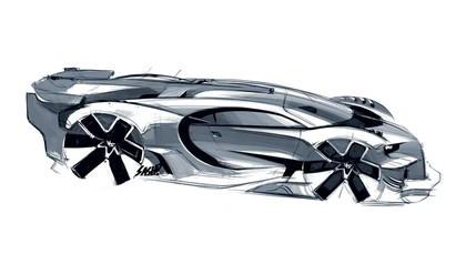 2015 Bugatti Vision Gran Turismo 50