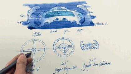 2015 Bugatti Vision Gran Turismo 53