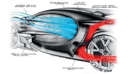 2015 Bugatti Vision Gran Turismo 57