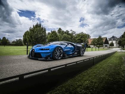 2015 Bugatti Vision Gran Turismo 62