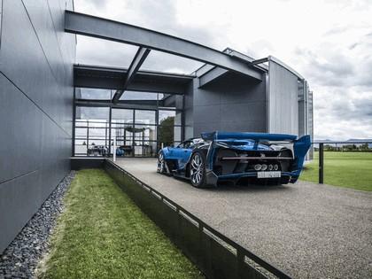 2015 Bugatti Vision Gran Turismo 63