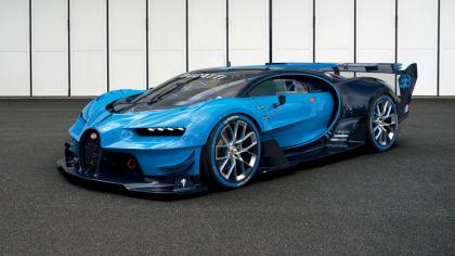 2015 Bugatti Vision Gran Turismo 4