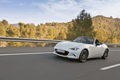 2015 Mazda MX-5 - UK version 1