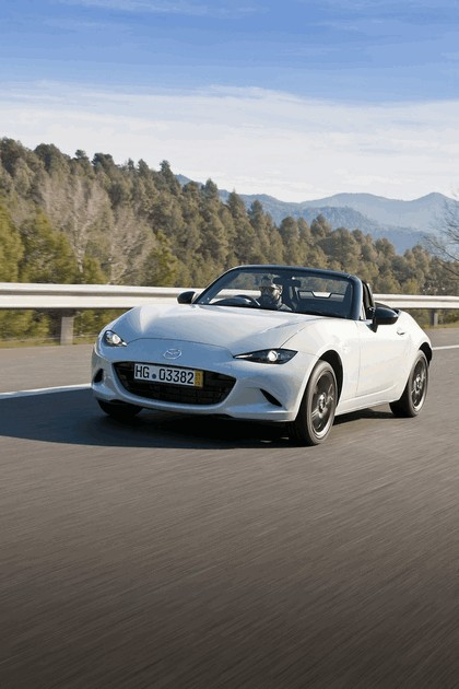 2015 Mazda MX-5 - UK version 3