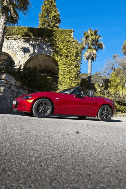 2015 Mazda MX-5 - UK version 20