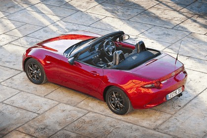 2015 Mazda MX-5 - UK version 23