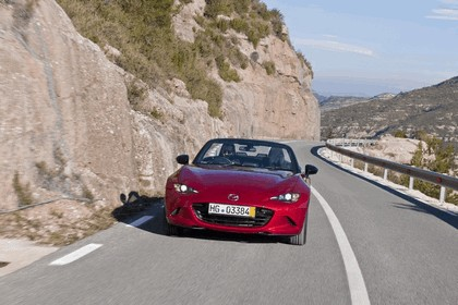 2015 Mazda MX-5 - UK version 39