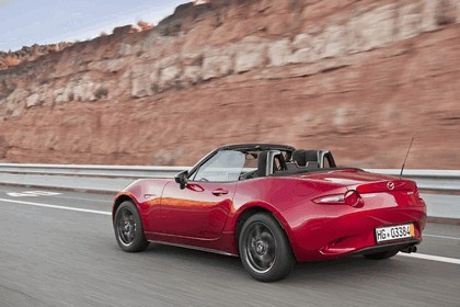 2015 Mazda MX-5 - UK version 64