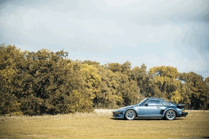 1986 Porsche 911 ( 930 ) Turbo SE Flatnose - UK version 7