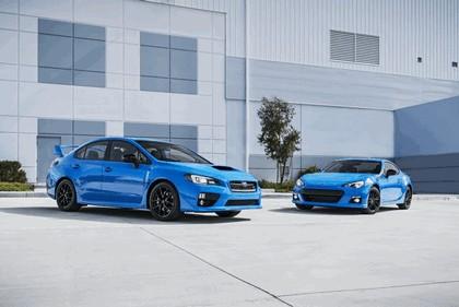 2016 Subaru BRZ HyperBlue 7
