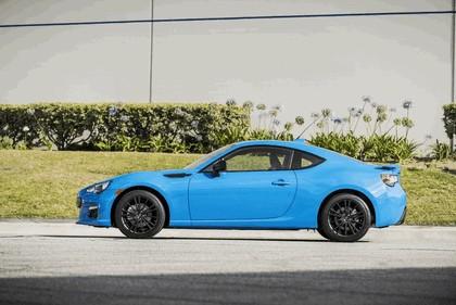 2016 Subaru BRZ HyperBlue 11