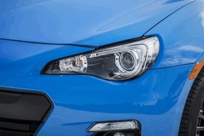 2016 Subaru BRZ HyperBlue 13