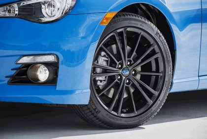 2016 Subaru BRZ HyperBlue 14