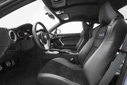 2016 Subaru BRZ HyperBlue 24