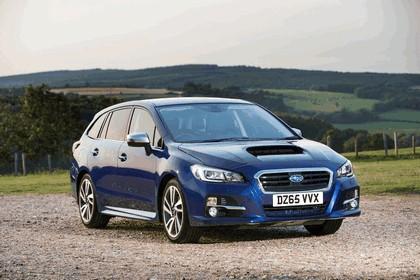 2016 Subaru Levorg - UK version 1