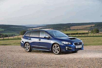 2016 Subaru Levorg - UK version 2