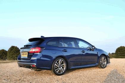 2016 Subaru Levorg - UK version 7