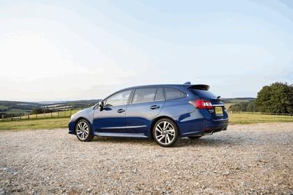 2016 Subaru Levorg - UK version 8