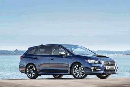 2016 Subaru Levorg - UK version 9