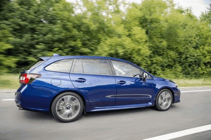 2016 Subaru Levorg - UK version 25