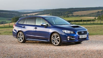 2016 Subaru Levorg - UK version 3