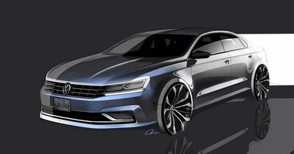 2016 Volkswagen Passat - USA version 31