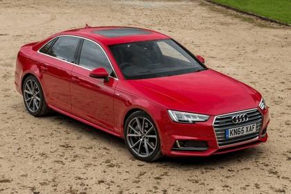 2015 Audi A4 2.0 TDI Quattro - UK version 1