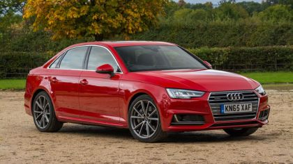 2015 Audi A4 2.0 TDI Quattro - UK version 8